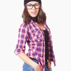 Plaid River Shirt